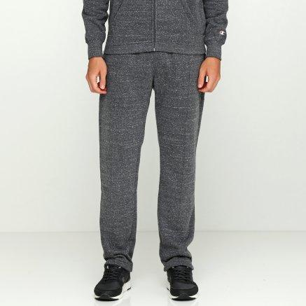 Спортивные штаны Champion Straight Hem Pants - 112289, фото 2 - интернет-магазин MEGASPORT