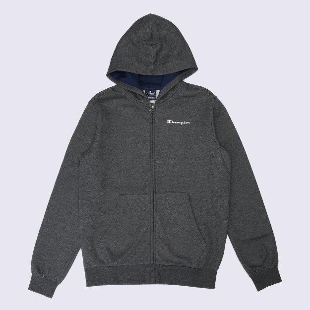 Кофта Champion Hooded Full Zip Sweatshirt - 112428, фото 1 - інтернет-магазин MEGASPORT