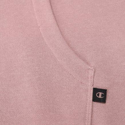 Кофта Champion Hooded Full Zip Sweatshirt - 112430, фото 3 - интернет-магазин MEGASPORT