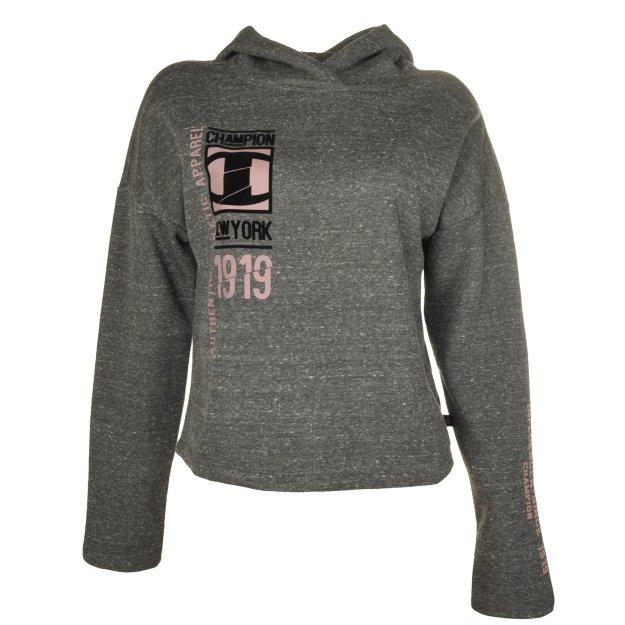 Кофта Champion Hooded Sweatshirt - 112298, фото 1 - интернет-магазин MEGASPORT