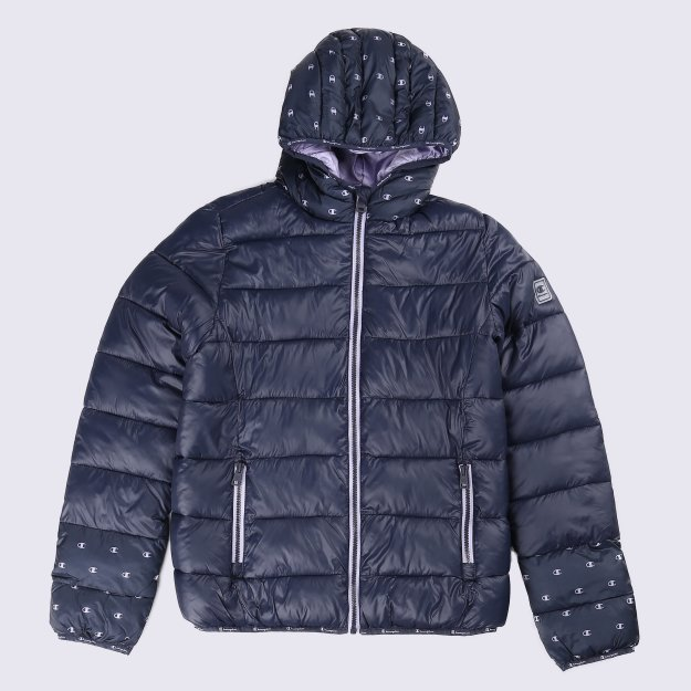 Куртка Champion Hooded Jacket - MEGASPORT