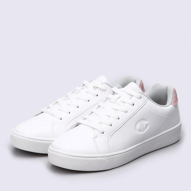 Кеды Champion Low Cut Shoe Alex Pu - MEGASPORT