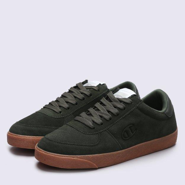 Кеди Champion Low Cut Shoe Venice Suede - 112315, фото 1 - інтернет-магазин MEGASPORT