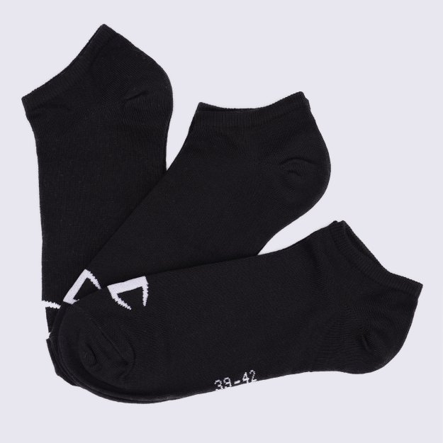 Носки Champion Champion 3pk Sneaker Socks - 102605, фото 1 - интернет-магазин MEGASPORT