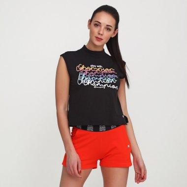 Майки champion Crewneck Sleeveless T-Shirt - 115832, фото 1 - інтернет-магазин MEGASPORT