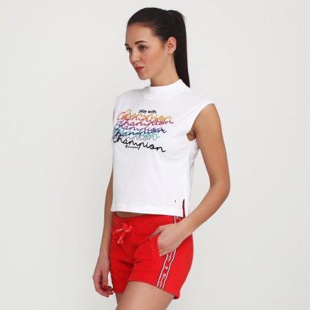Майка Champion Crewneck Sleeveless T-Shirt - 115833, фото 6 - интернет-магазин MEGASPORT
