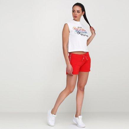 Майка Champion Crewneck Sleeveless T-Shirt - 115833, фото 2 - интернет-магазин MEGASPORT
