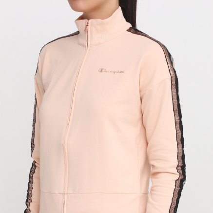 Кофта Champion Full Zip Sweatshirt - 116030, фото 4 - інтернет-магазин MEGASPORT