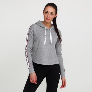 Кофты champion Hooded Sweatshirt - 115856, фото 1 - интернет-магазин MEGASPORT