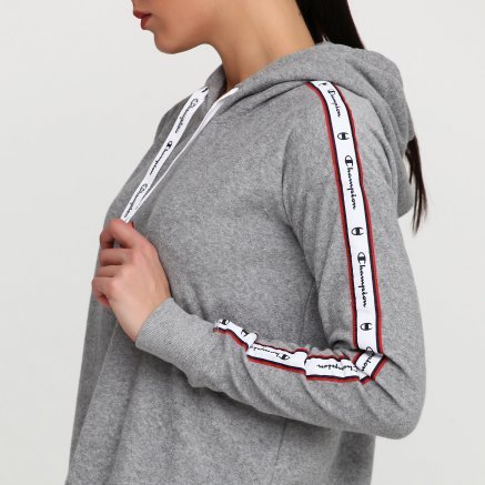 Кофта Champion Hooded Sweatshirt - 115856, фото 4 - интернет-магазин MEGASPORT
