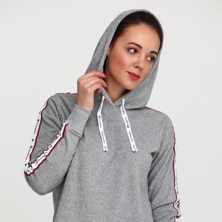 Кофта Champion Hooded Sweatshirt - 115856, фото 5 - інтернет-магазин MEGASPORT