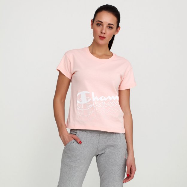 Футболка Champion Crop Top - MEGASPORT