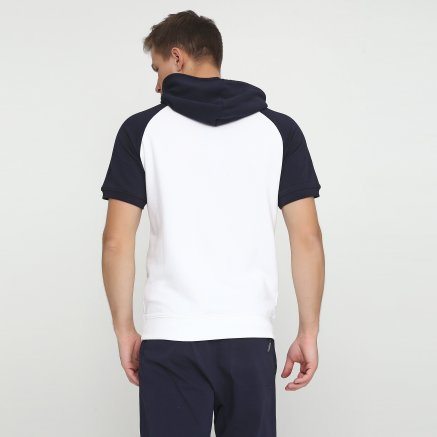 Кофта Champion Hooded Short Sleeves Sweatshirt - 115878, фото 3 - интернет-магазин MEGASPORT