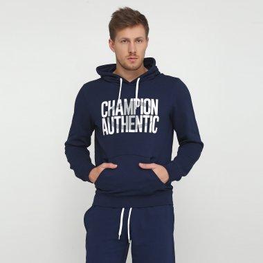 Кофты champion Hooded Sweatshirt - 115885, фото 1 - интернет-магазин MEGASPORT
