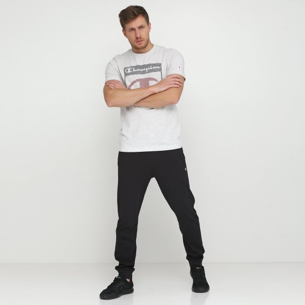 Спортивные штаны Champion Rib Cuff Pants - 115923, фото 1 - интернет-магазин MEGASPORT