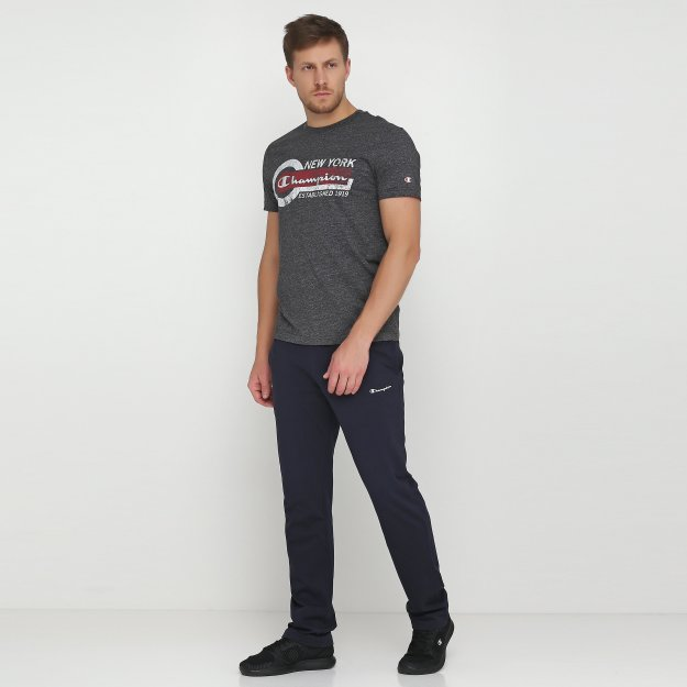 Спортивнi штани Champion Straight Hem Pants - 115925, фото 1 - інтернет-магазин MEGASPORT