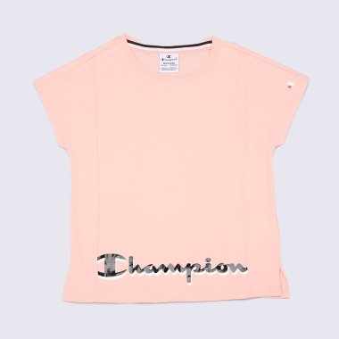 Футболки champion Crewneck T-Shirt - 116086, фото 1 - интернет-магазин MEGASPORT