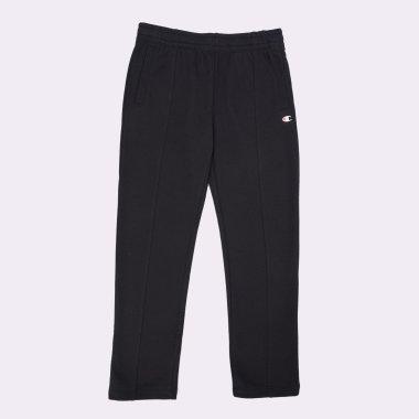 Спортивні штани champion Straight Hem Pants - 116092, фото 1 - інтернет-магазин MEGASPORT