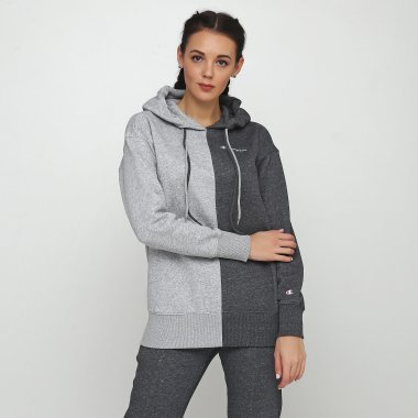 Кофты champion Hooded Sweatshirt - 118652, фото 1 - интернет-магазин MEGASPORT