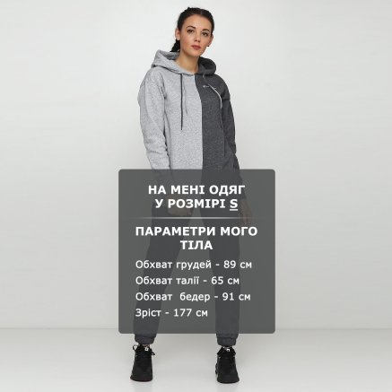 Кофта Champion Hooded Sweatshirt - 118652, фото 6 - интернет-магазин MEGASPORT