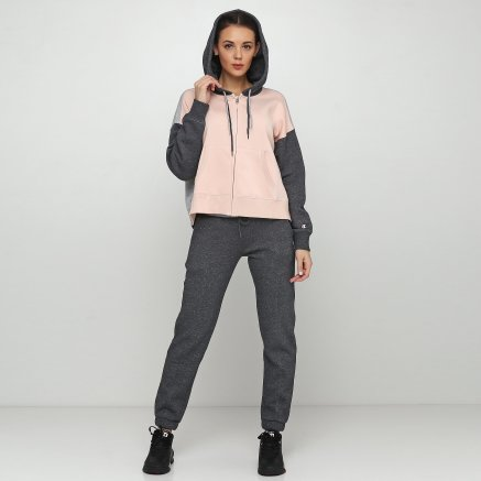 Кофта Champion Hooded Full Zip Sweatshirt - 118653, фото 2 - інтернет-магазин MEGASPORT