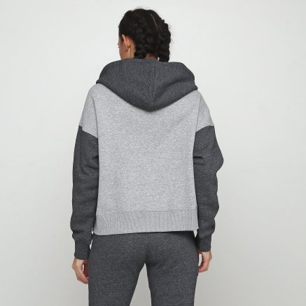 Кофта Champion Hooded Full Zip Sweatshirt - 118653, фото 3 - інтернет-магазин MEGASPORT