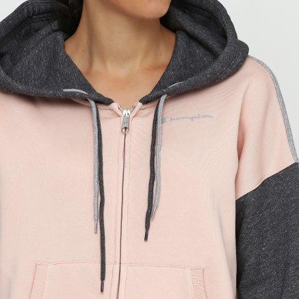 Кофта Champion Hooded Full Zip Sweatshirt - 118653, фото 5 - інтернет-магазин MEGASPORT