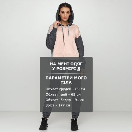 Кофта Champion Hooded Full Zip Sweatshirt - 118653, фото 6 - інтернет-магазин MEGASPORT