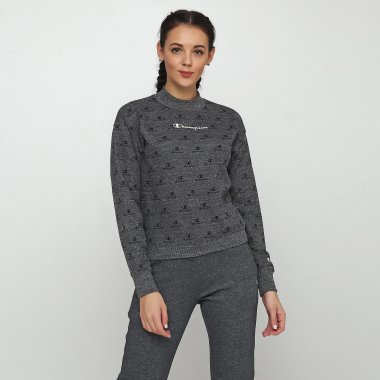 Кофты champion Crewneck Sweatshirt - 118657, фото 1 - интернет-магазин MEGASPORT