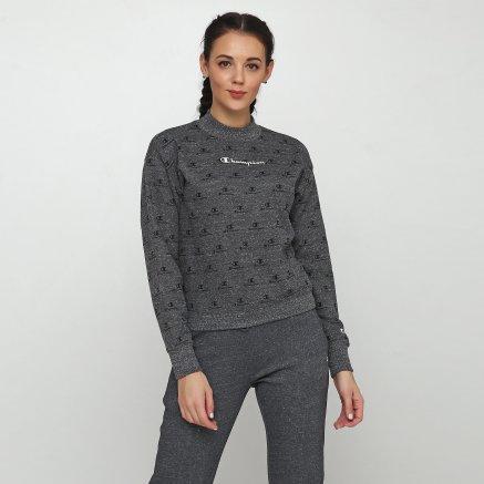 Кофта Champion Crewneck Sweatshirt - 118657, фото 1 - інтернет-магазин MEGASPORT
