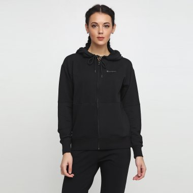 Кофты champion Hooded Full Zip Sweatshirt - 118659, фото 1 - интернет-магазин MEGASPORT