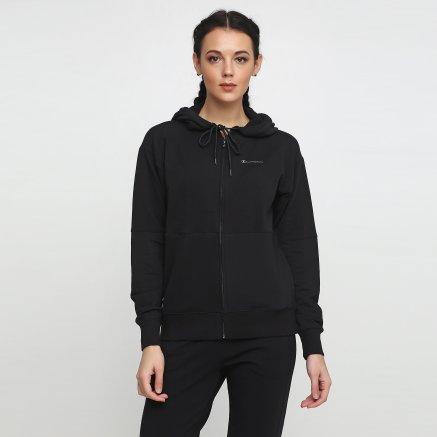 Кофта Champion Hooded Full Zip Sweatshirt - 118659, фото 1 - інтернет-магазин MEGASPORT