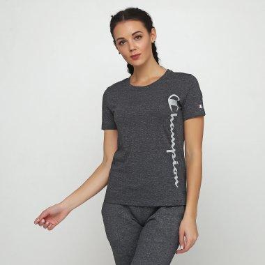 Футболки champion Crewneck T-Shirt - 118672, фото 1 - інтернет-магазин MEGASPORT