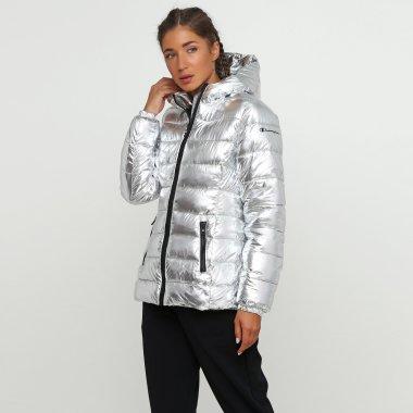 Куртки champion Hooded Polyfilled Jacket - 118673, фото 1 - інтернет-магазин MEGASPORT