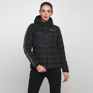 Куртки champion Hooded Polyfilled Jacket - 118674, фото 1 - интернет-магазин MEGASPORT