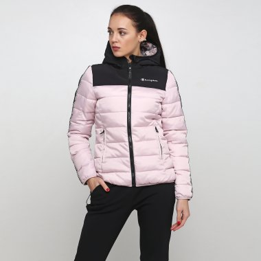 Куртки champion Hooded Polyfilled Jacket - 118675, фото 1 - интернет-магазин MEGASPORT