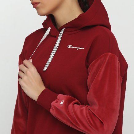 Кофта Champion Hooded Sweatshirt - 118678, фото 4 - інтернет-магазин MEGASPORT