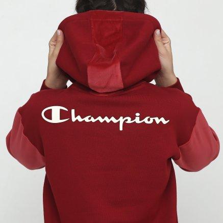 Кофта Champion Hooded Sweatshirt - 118678, фото 5 - інтернет-магазин MEGASPORT