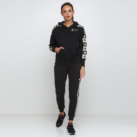 Кофта Champion Maxi Hooded Full Zip Sweatshirt - 118679, фото 2 - интернет-магазин MEGASPORT