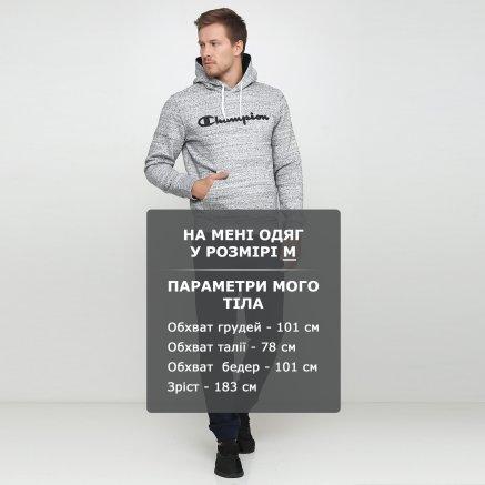 Кофта Champion Hooded Sweatshirt - 118686, фото 6 - интернет-магазин MEGASPORT