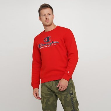 Кофти champion Crewneck Sweatshirt - 118552, фото 1 - інтернет-магазин MEGASPORT