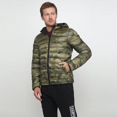 Куртки champion Hooded Jacket - 118712, фото 1 - интернет-магазин MEGASPORT
