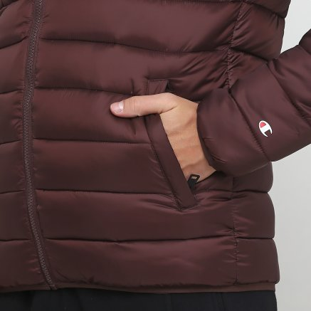 Куртка Champion Hooded Jacket - 118713, фото 4 - интернет-магазин MEGASPORT