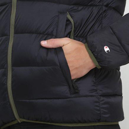 Пуховики Champion Hooded Jacket - 118719, фото 4 - интернет-магазин MEGASPORT