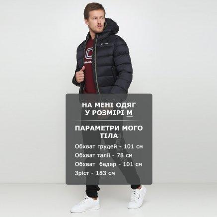 Пуховики Champion Hooded Jacket - 118719, фото 6 - интернет-магазин MEGASPORT