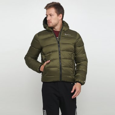 Пуховики champion Hooded Jacket - 118720, фото 1 - інтернет-магазин MEGASPORT