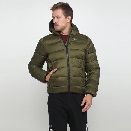 Пуховики Champion Hooded Jacket - 118720, фото 1 - інтернет-магазин MEGASPORT