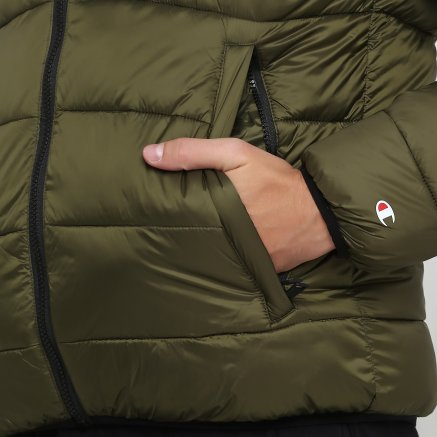 Пуховики Champion Hooded Jacket - 118720, фото 4 - інтернет-магазин MEGASPORT