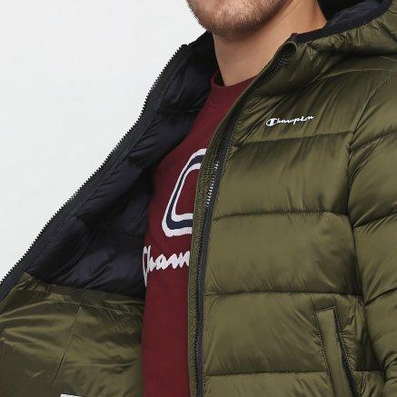 Пуховики Champion Hooded Jacket - 118720, фото 5 - інтернет-магазин MEGASPORT