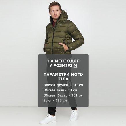 Пуховики Champion Hooded Jacket - 118720, фото 6 - інтернет-магазин MEGASPORT